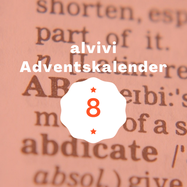 alvivi Adventskalender 2020 08