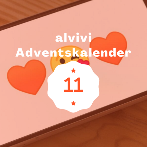 alvivi Adventskalender 2020 11