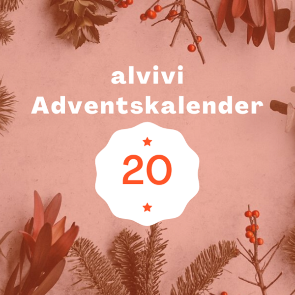 alvivi Adventskalender 2020 20