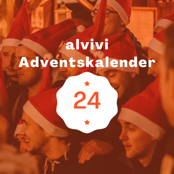 alvivi Adventskalender 2020 24